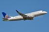 United Express-Mesa Airlines Embraer ERJ 170-200LR (ERJ 175) N85323 (msn 17000469) CLT (Jay Selman). Image: 402767.