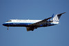 United Express-Mesa Airlines Bombardier CRJ200 (CL-600-2B19) N77195 (msn 7195) IAD (Bruce Drum). Image: 100846.