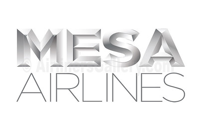 1. Mesa Airlines logo