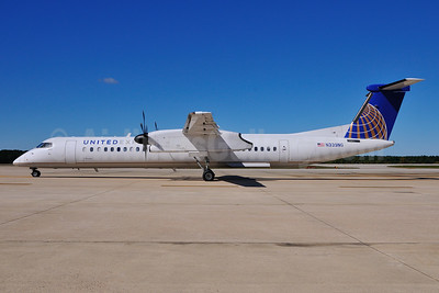 United Express-Republic Airlines (2nd) Bombardier DHC-8-402 (Q400) N339NG (msn 4339) RDU (Ken Petersen). Image: 925188.