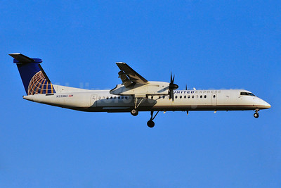 United Express-Republic Airlines (2nd) Bombardier DHC-8-402 (Q400) N339NG (msn 4339) RDU (Ken Petersen). Image: 928881.
