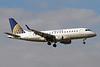 United Express-Shuttle America Embraer ERJ 170-100SE N634RW (msn 17000055) MIA (Brian McDonough). Image: 910794.