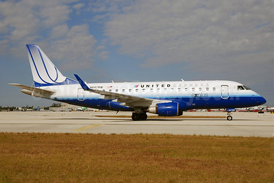 Airline Color Scheme - Introduced 2004 (United Airlines)