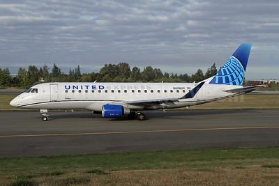 United Express-SkyWest Airlines Embraer ERJ 170-200LL (ERJ 175) N606UX (msn 17000803) PAE (Nick Dean). Image: 955414.