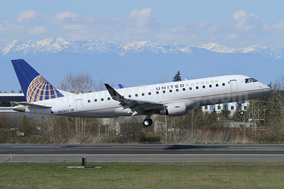 First arrival at Paine Field, Everett, WA