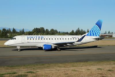United Express-SkyWest Airlines Embraer ERJ 170-200LL (ERJ 175) N618UX (msn 17000820) PAE (Nick Dean). Image: 955204.