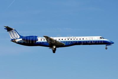 United Express-Trans States Airlines Embraer ERJ 145LR (EMB-145LR) N846HK (msn 14500855) YYZ (TMK Photography). Image: 929954.