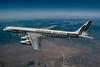 Universal Airlines (3rd) McDonnell Douglas DC-8-61CF N803U (msn 45900) (Stephen Tornblom Collection). Image: 921601.