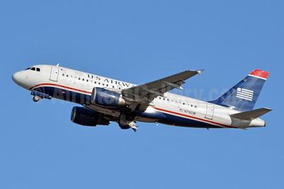 US Airways Airbus A319-112 N716UW (msn 1055) PHL (Jay Selman). Image: 403904.