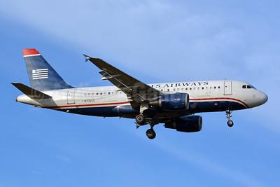 US Airways Airbus A319-112 N712US (msn 1038) CLT (Jay Selman). Image: 403902.