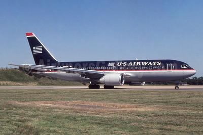 US Airways Boeing 767-201 ER N647US (msn 23899) LGW (SPA). Image: 955482.