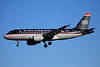 US Airways Airbus A319-112 N716UW (msn 1055) CLT (Bruce Drum). Image: 100259.