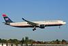 US Airways Airbus A330-323 N273AY (msn 337) LHR (SPA). Image: 940172.