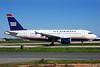 US Airways Airbus A319-112 N722US (msn 1097) CLT (Bruce Drum). Image: 101666.
