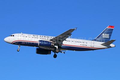 US Airways Airbus A320-232 N667AW (msn 1710) SJC (Michael B. Ing). Image: 930152.