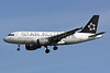 US Airways Airbus A319-112 N702UW (msn 896) (Star Alliance) DCA (Brian McDonough). Image: 902420.