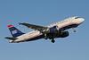 US Airways Airbus A319-112 N730US (msn 1182) CLT (Bruce Drum). Image: 102154.
