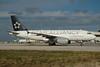 US Airways Airbus A319-112 N701UW (msn 890) (Star Alliance) MIA (Bruce Drum). Image: 100314.