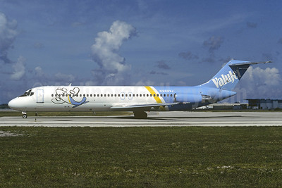 ValuJet Airlines McDonnell Douglas DC-9-32 N906VJ (msn 47379) FLL (Christian Volpati Collection). Image: 920833.