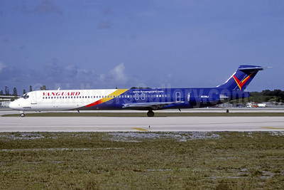 Vanguard Airlines McDonnell Douglas DC-9-83 (MD-83) N131NJ (msn 49846) FLL (Christian Volpati Collection). Image: 942344.