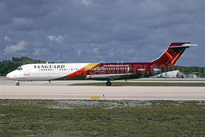 Vanguard Airlines McDonnell Douglas DC-9-87 (MD-87) N132NJ (msn 49780) FLL (Christian Volpati Collection). Image: 942350.