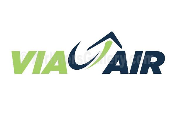 1. Via Air logo