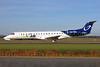 ViaAir (Via Airlines) Embraer ERJ 145EP (EMB-145EP) N802HK (msn 145066) IAD (Brian McDonough). Image: 929714.