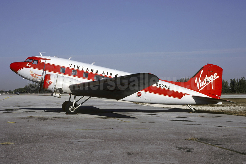 "Named ""Eve"", Airline Color Scheme - Introduced 1992"