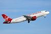Virgin America Airbus A320-214 N621VA (msn 2616) FLL (Jay Selman). Image: 403602.