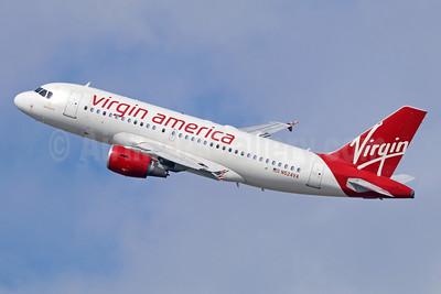 Virgin America Airbus A319-112 N524VA (msn 3204) LAX (Michael B. Ing). Image: 938939.