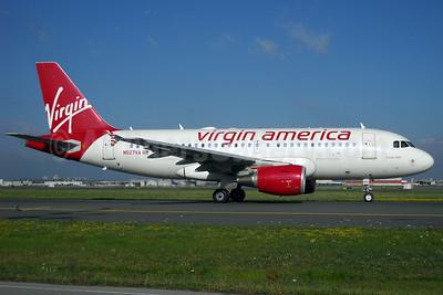 Virgin America Airbus A319-112 N527VA (msn 3417) YYZ (TMK Photography). Image: 905340.