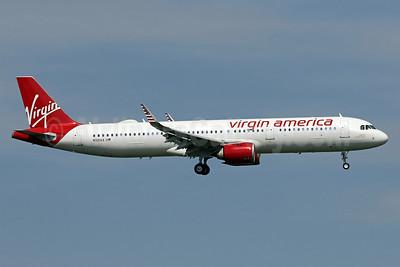 Virgin America Airbus A321-253N WL N921VA (msn 7589) DCA (Brian McDonough). Image: 938109.