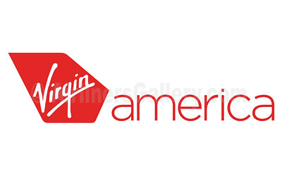 1. Virgin America logo