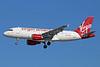 Virgin America Airbus A319-112 N530VA (msn 3686) LAX (Michael B. Ing). Image: 921606.