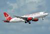 Virgin America Airbus A320-214 N629VA (msn 3037) FLL (Jay Selman). Image: 403603.