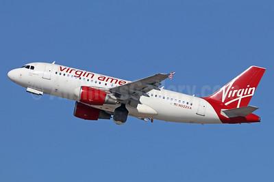 Virgin America Airbus A319-112 N522VA (msn 2811) LAX (Michael B. Ing). Image: 938938.