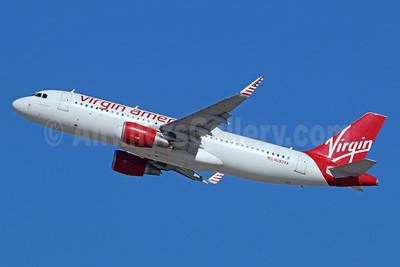 Virgin America Airbus A320-214 WL N283VA (msn 6787) LAX (Michael B. Ing). Image: 938954.
