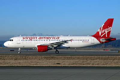 Virgin America Airbus A320-214 N630VA (msn 3101) SEA (Michael B. Ing). Image: 938942.