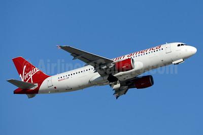 Virgin America Airbus A320-214 N840VA (msn 4616) FLL (Jay Selman). Image: 403604.