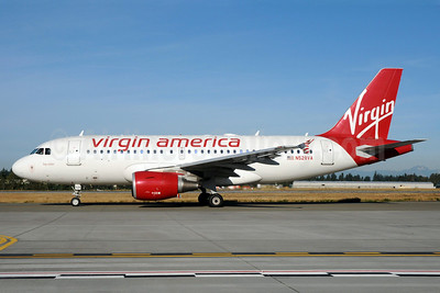 Virgin America Airbus A319-112 N528VA (msn 3445) SEA (Bruce Drum). Image: 101933.