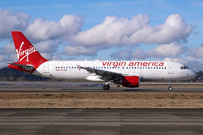 Virgin America Airbus A320-214 N847VA (msn 4948) SEA (Michael B. Ing). Image: 938949.