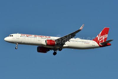 Virgin America Airbus A321-253N WL N921VA (msn 7589) JFK (Fred Freketic). Image: 941621.