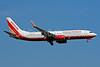 Vision Airlines (USA) Boeing 737-8Q8 N781VA (msn 28214) MIA (Bruce Drum). Image: 101832.