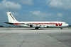 Western Airlines Boeing 707-347C N1504W (msn 19966) MIA (Al Rodriguez - Fernandez Imaging Collection). Image: 931815.