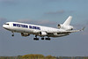 Western Global Airlines McDonnell Douglas MD-11 (F) N581JN (msn 48581) LGG (Rainer Bexten). Image: 939852.