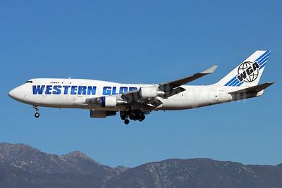 Western Global Airlines-WGA Boeing 747-446 (F) N356KD (msn 26356) ONT (Michael B. Ing). Image: 952563.