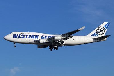 Western Global Airlines-WGA Boeing 747-446 (F) N356KD (msn 26356) LAX (Michael B. Ing). Image: 944873.