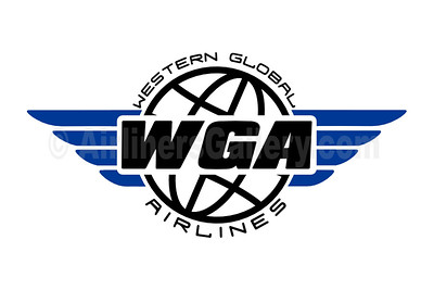 1. Western Global Airlines logo