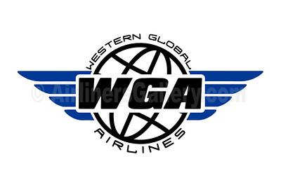 1. Western Global Airlines logo