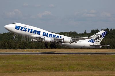 Western Global Airlines-WGA Boeing 747-446 (F) N344KD (msn 26344) LUX (Rainer Bexten). Image: 951283.